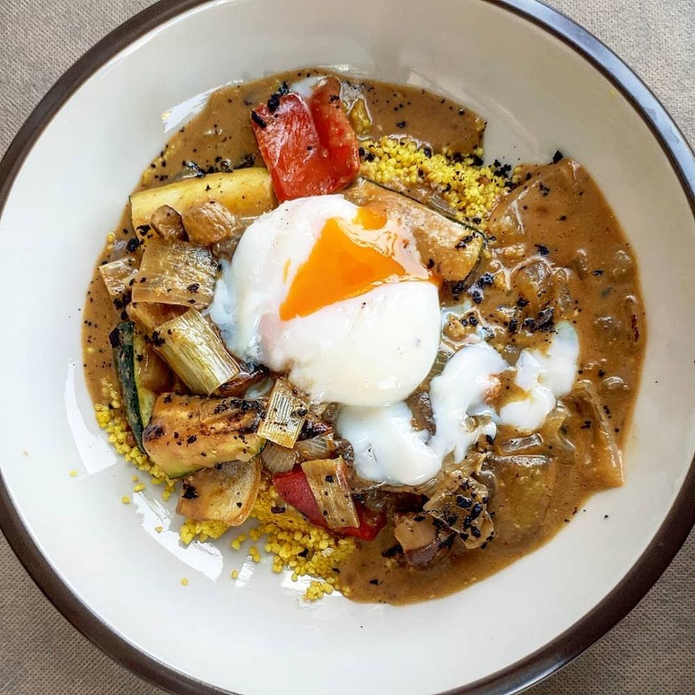 Menú del día - Restaurante Sua San Bilbao - Comida saludable