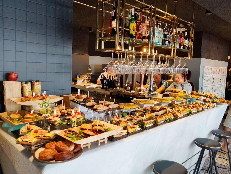 Desayunos y brunch en Sua San